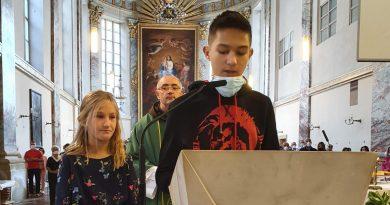 Molili smo zaziv Duha Svetoga za početak nove školske i akademske godine