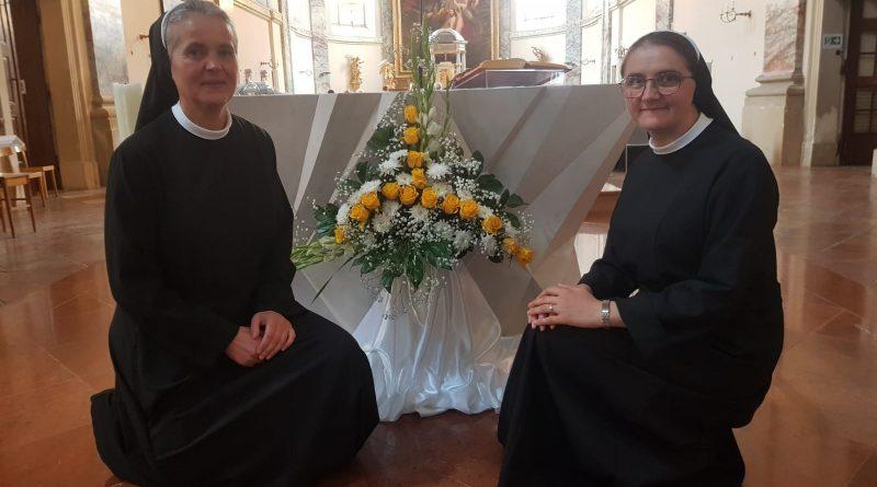 Sestra mira odlazi, sestra Ivana dolazi